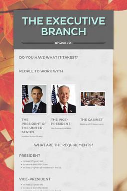 The Executive Branch