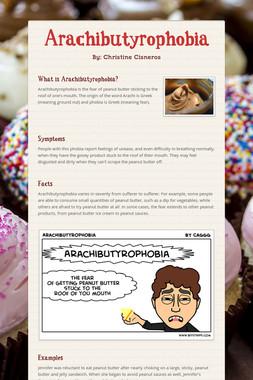 Arachibutyrophobia