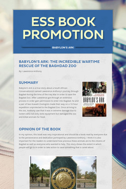 Ess Book Promotion