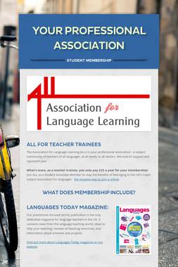 Your professional association