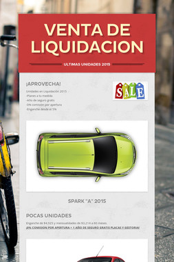 Venta de Liquidacion