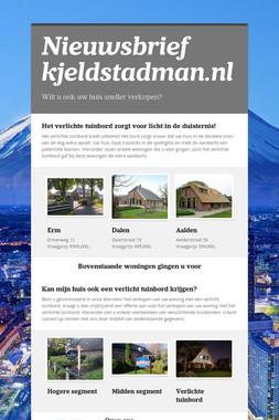 Nieuwsbrief kjeldstadman.nl