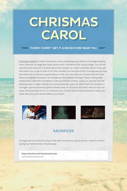 Chrismas Carol