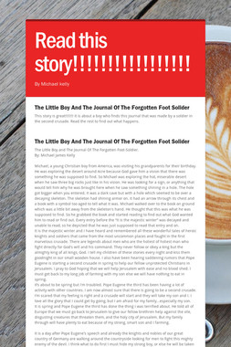 Read this story!!!!!!!!!!!!!!!!!