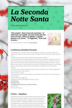 La Seconda Notte Santa