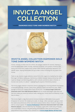 Invicta Angel Collection