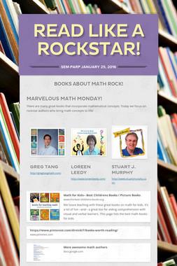 Read Like A Rockstar!
