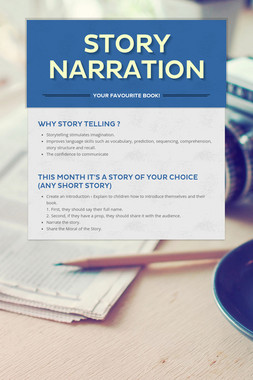 Story Narration