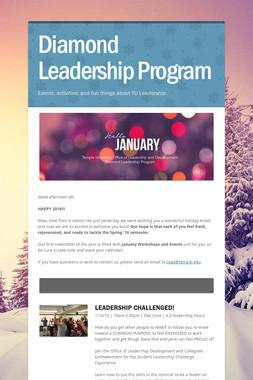 Diamond Leadership Program