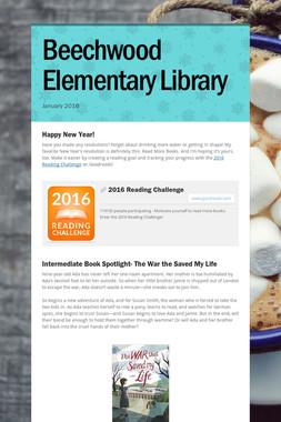Beechwood Elementary Library