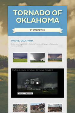 Tornado of Oklahoma