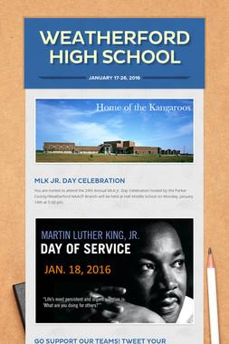 Weatherford High School