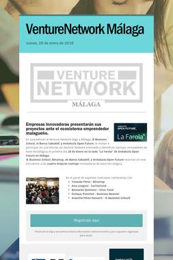 VentureNetwork Málaga