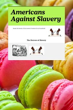 Americans Against Slavery