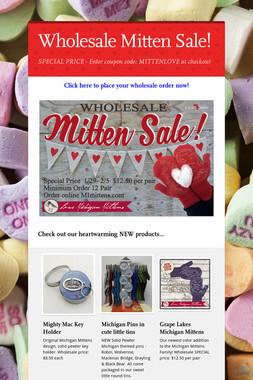 Wholesale Mitten Sale!