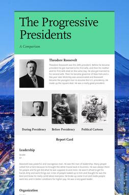 The Progressive Presidents