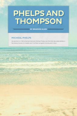 Phelps And Thompson