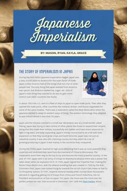 Japanesse Imperialism
