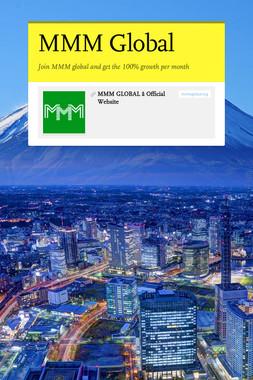 MMM Global