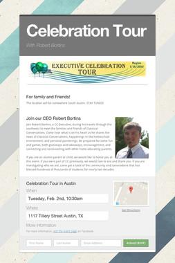 Celebration Tour