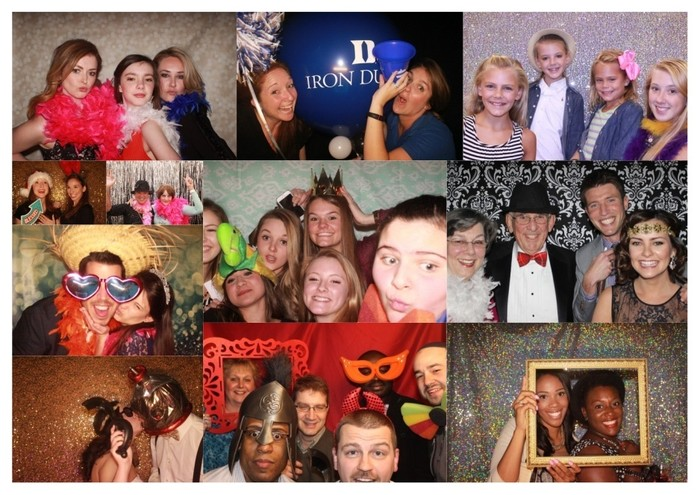 The best photo booth in Richmond!