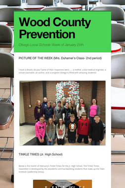Wood County Prevention