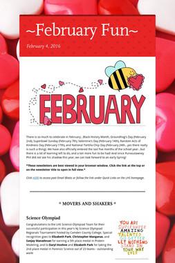 ~February Fun~
