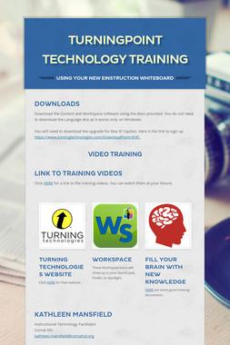 Turningpoint Technology Training