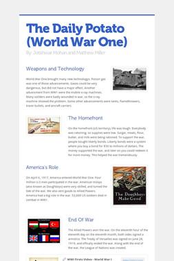 The Daily Potato (World War One)