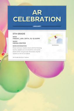 AR Celebration