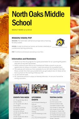 North Oaks Middle School