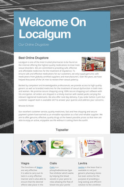 Welcome On Localgum