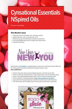 Cynsational Essentials NSpired Oils
