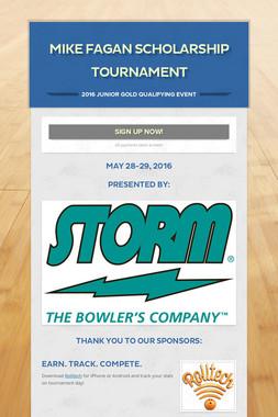 Mike Fagan Scholarship Tournament