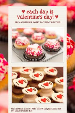 ♥ each day is valentine's day! ♥