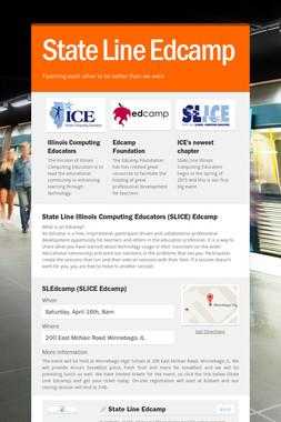 State Line Edcamp