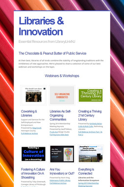 Libraries & Innovation