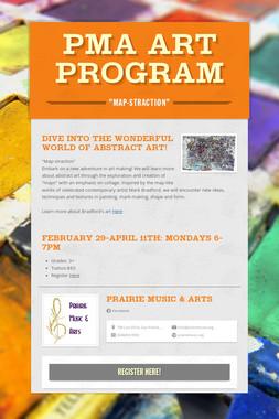 PMA Art Program