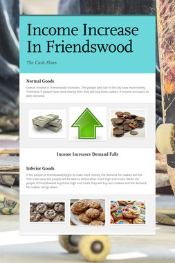 Income Increase In Friendswood