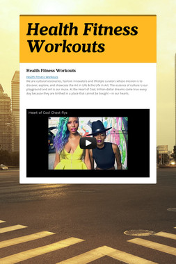 Health Fitness Workouts