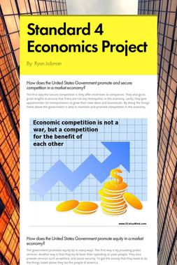 Standard 4 Economics Project