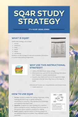 SQ4R Study Strategy