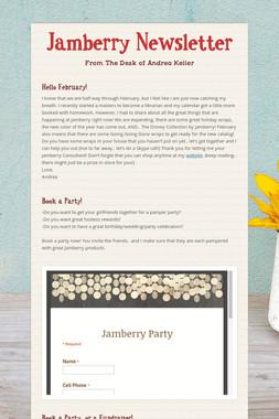Jamberry Newsletter