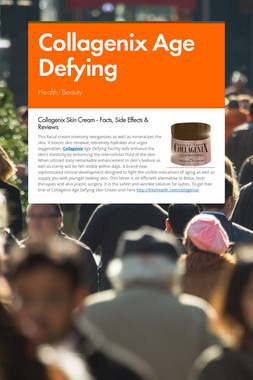 Collagenix Age Defying