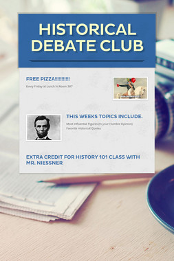 Historical Debate Club