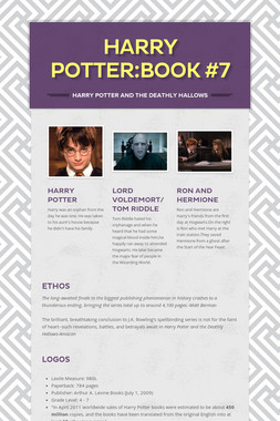 Harry Potter:Book #7