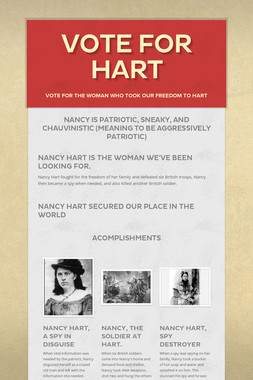 Vote For Hart