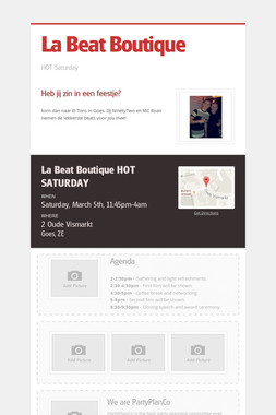 La Beat Boutique