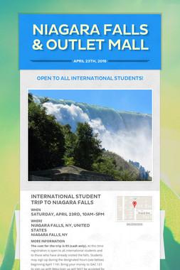 Niagara Falls & Outlet Mall