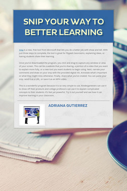 Snip Your Way to Better Learning